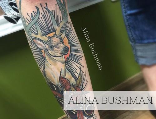 Alina Bushman