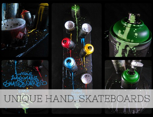 Unique Handmade Skateboards