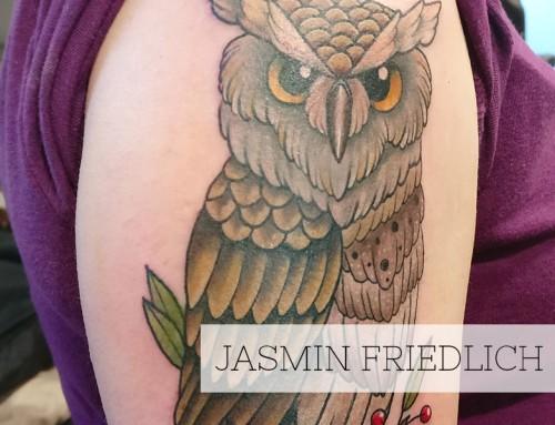 Jasmin Friedlich