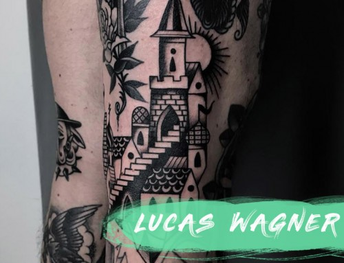 Lucas Wagner a.k.a. wastedhappyyouth